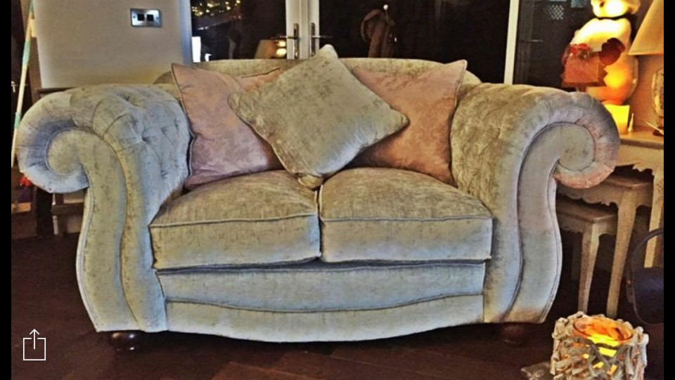 Decadence 2 seater sofa so good for Sofa 4 meter
